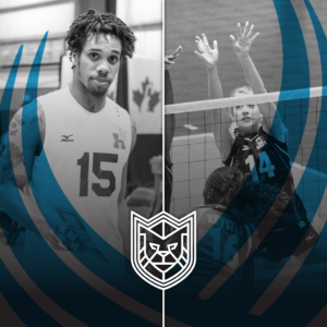 Terrel Bramwell and Ashley Simac Play for Unity Volleyball